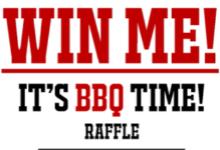 Win Me! It's BBQ Time! Raffle