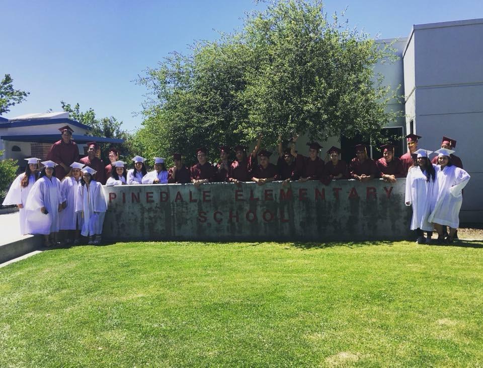 Clovis West Graduates